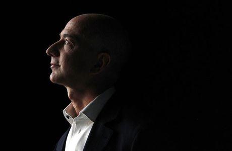Jeff Bezos – 'ga doanh nhan thong minh nhat the gioi' - Anh 1