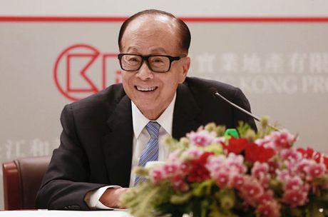 Ti phu Hong Kong Ly Gia Thanh ve huu tu nam sau - Anh 1