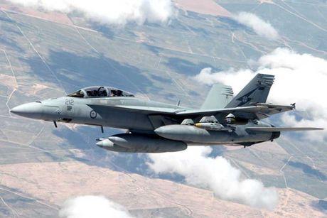 Uc dung khong kich o Syria sau vu My ban ha Su-22 - Anh 1
