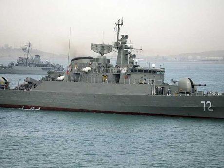 Trung Quoc-Iran bat ngo tap tran gan Qatar - Anh 1