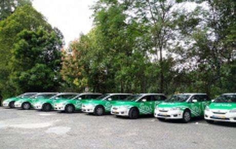 Khong co chu truong 'phanh' taxi cong nghe - Anh 1