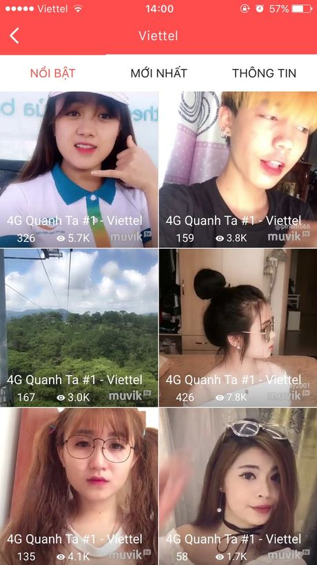 Gioi tre hao hung voi hinh thuc hat lip sync, quay MV selfie - Anh 1