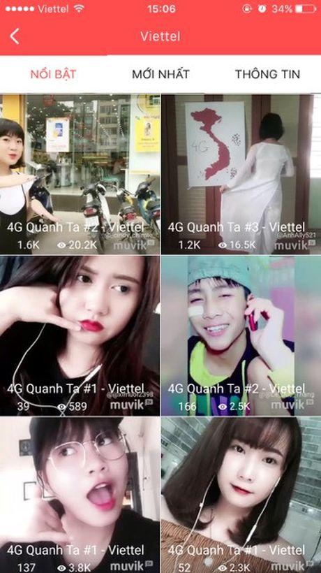 Gioi tre hao hung voi hinh thuc hat lip sync, quay MV selfie - Anh 2