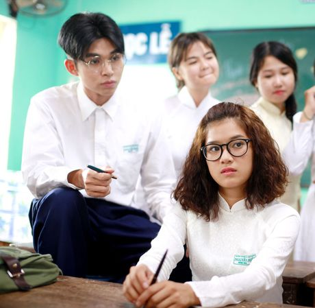Hoang Yen Chibi va Jun Pham la cap doi oan gia trong phim - Anh 2
