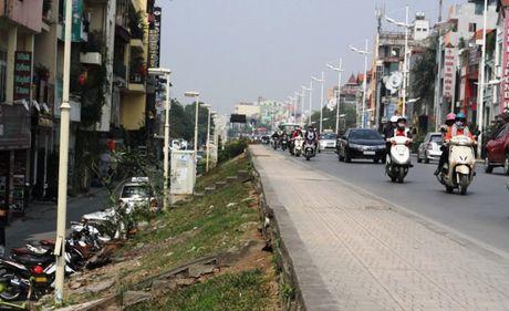 Ha Noi ha cot de Nghi Tam lam cau vuot hon 300 ty - Anh 1