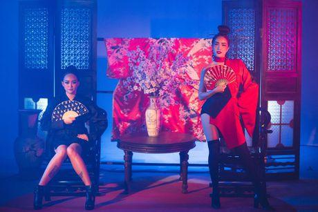 MV cua Bao Thy - Kimmese danh bai hit cua Min - Erik tren BXH Zing - Anh 1