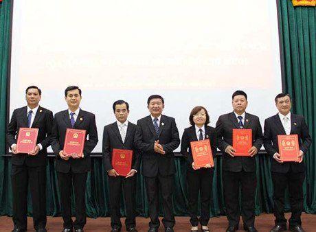 Bo nhiem nhan su TP.HCM, Thua Thien - Hue, Tay Ninh - Anh 1