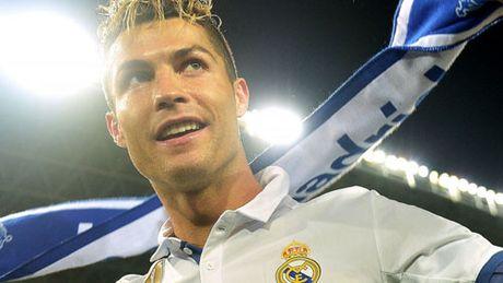 Ronaldo la uu tien hang dau cua cac CLB Trung Quoc - Anh 1