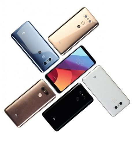 LG G6+ ra mat voi nhieu cai tien dang quan tam - Anh 3