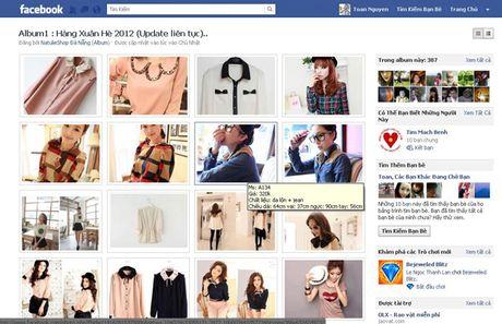 Nguoi ban hang qua Facebook tai Ha Noi cung bat dau phai dang ky thue - Anh 1