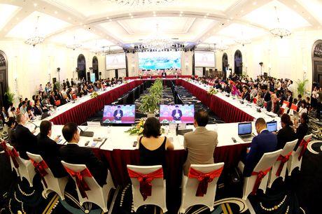 Ha Long chung kien Tuyen bo cao cap cua Doi thoai APEC - Anh 1