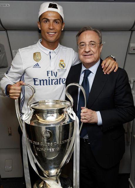Man United se duoc Real 'giam gia' neu mua Ronaldo - Anh 1