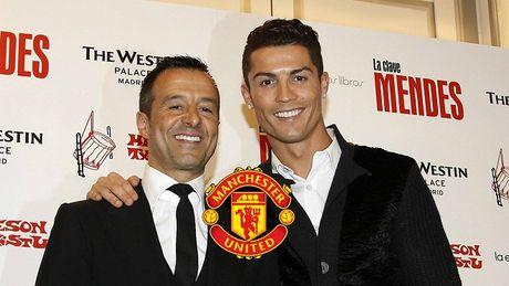 Man United se duoc Real 'giam gia' neu mua Ronaldo - Anh 2