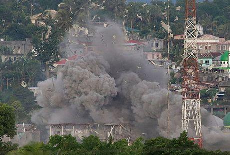 Tong thong Duterte cam ket tai thiet Marawi 'tuoi dep tro lai' - Anh 8