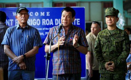 Tong thong Duterte cam ket tai thiet Marawi 'tuoi dep tro lai' - Anh 9
