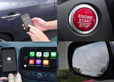 Những công nghệ mới nhất được trang bị trên ô tô