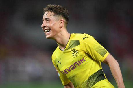 Top 10 cau thu U21 Dortmund xuat sac nhat (Phan 2): Bo tu sieu hang - Anh 4