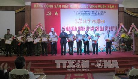 Thuong tuong To Lam: Can phat trien de on dinh ben vung vung Tay Nguyen - Anh 1