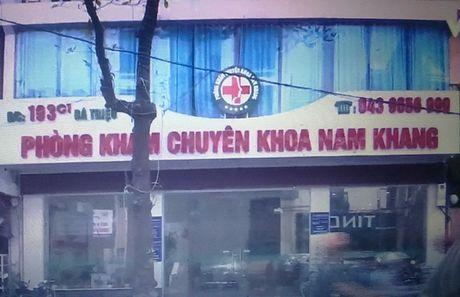 Bi niem phong thuoc nhan mac Trung Quoc, phu trach Phong kham Nam Khang noi 'khong nam duoc' - Anh 1