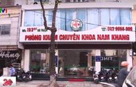 Lat tay thu doan su dung thuoc lau tinh vi trong phong kham Nam Khang - Anh 1