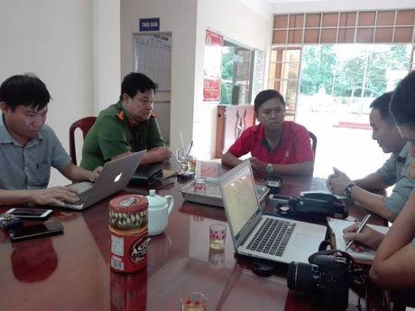 Cong an dua ra bang chung xe cho Tuong Liem qua toc do - Anh 1