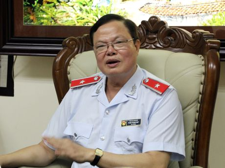 Ket thuc thanh tra tai san cua giam doc so o Yen Bai - Anh 1