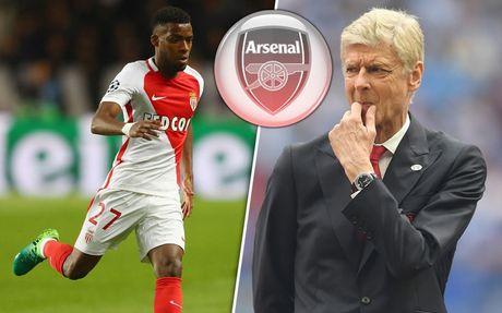 Thomas Lemar va doi hinh manh nhat cua Arsenal o mua giai 2017/2018 - Anh 1