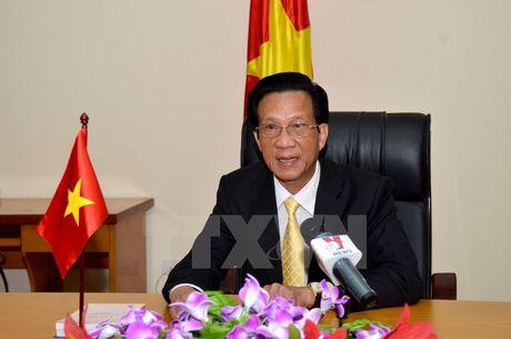 Thuc day hop tac toan dien Viet Nam-Campuchia len tam cao moi - Anh 1