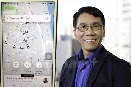 Lanh dao goc Viet cua Uber se chia se voi cong dong khoi nghiep - Anh 1