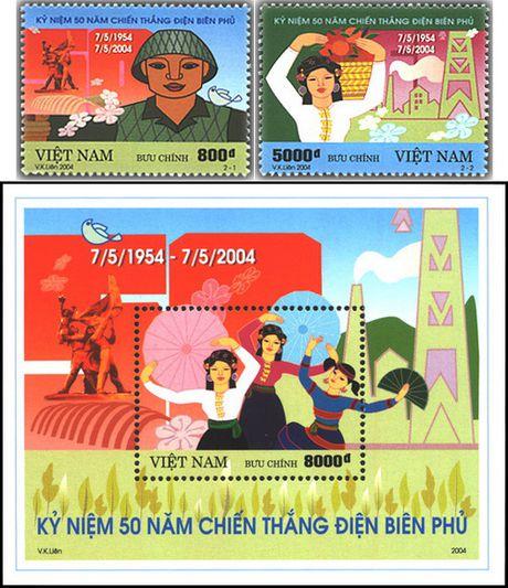 Phat hanh tem buu chinh ky niem - Anh 1