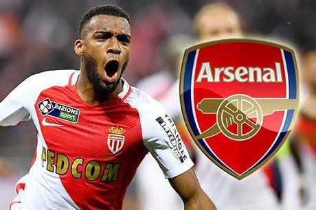 Monaco 'het' gia ban Lemar, Arsenal 'chay mat dep' - Anh 1