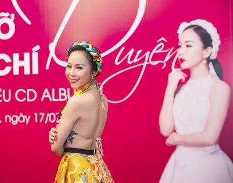 Hong Duyen- giai Nhi Sao Mai dong dan gian ra album dau tay - Anh 1