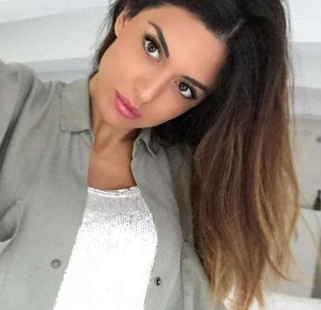 Francesca: Ban gai sieu goi cam cua Miralem Pjanic - Anh 10