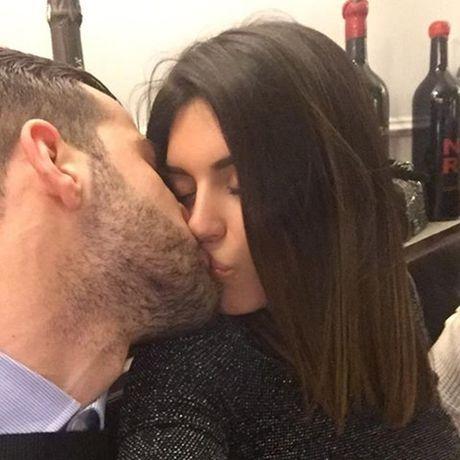 Francesca: Ban gai sieu goi cam cua Miralem Pjanic - Anh 2