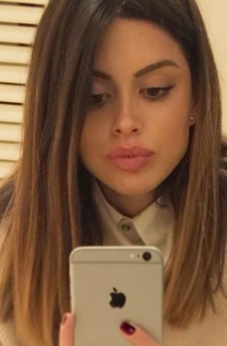 Francesca: Ban gai sieu goi cam cua Miralem Pjanic - Anh 6