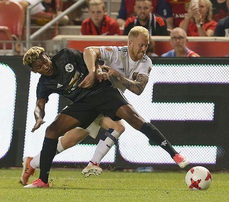 Real Salt Lake 1-2 Man United: Ngay dang quen cho Valencia - Anh 10