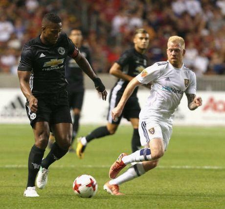 Real Salt Lake 1-2 Man United: Ngay dang quen cho Valencia - Anh 7