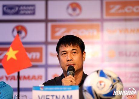 HLV Huu Thang tin U22 Viet Nam lot vao VCK U23 chau A 2018 - Anh 1