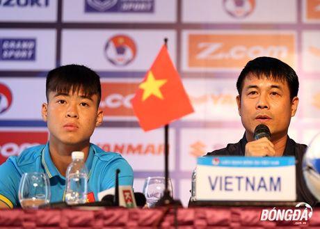 HLV Huu Thang tin U22 Viet Nam lot vao VCK U23 chau A 2018 - Anh 2
