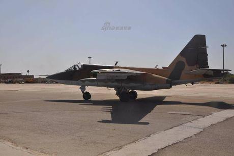 Bi an may bay cuong kich Su-25 Iran khong phu hieu - Anh 2