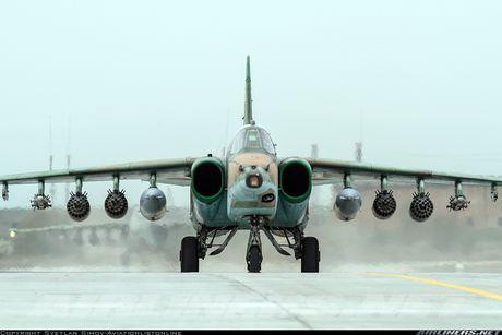 Bi an may bay cuong kich Su-25 Iran khong phu hieu - Anh 8