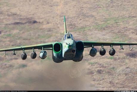 Bi an may bay cuong kich Su-25 Iran khong phu hieu - Anh 9