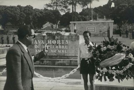 Anh doc ve cuu hoang Bao Dai o Lang Son nam 1950 - Anh 3