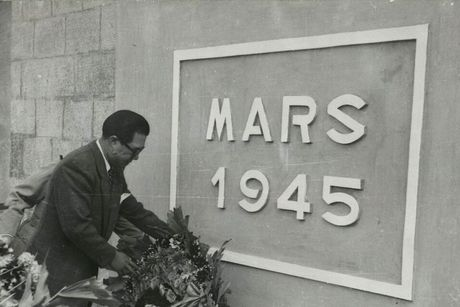 Anh doc ve cuu hoang Bao Dai o Lang Son nam 1950 - Anh 4