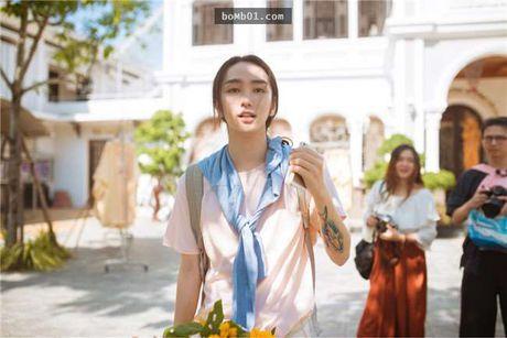 Chang trai Trung Quoc gay choang voi ve dep phi gioi tinh - Anh 4