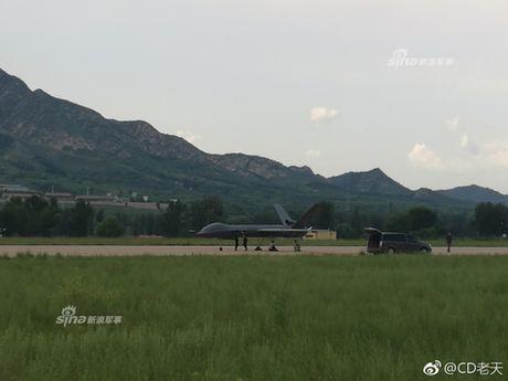 E de may bay khong nguoi lai TQ bay lien tuc 6.000km - Anh 5