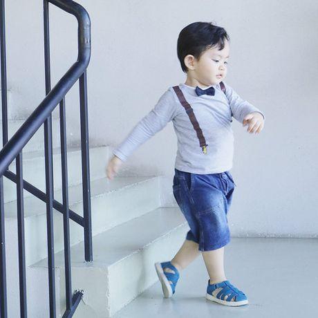 Khanh Thi - Phan Hien to chuc tiec sinh nhat 2 tuoi cho con trai - Anh 6