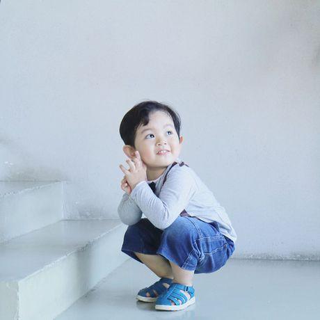Khanh Thi - Phan Hien to chuc tiec sinh nhat 2 tuoi cho con trai - Anh 7