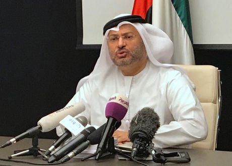 UAE bac cao buoc tan cong mang Qatar - Anh 1