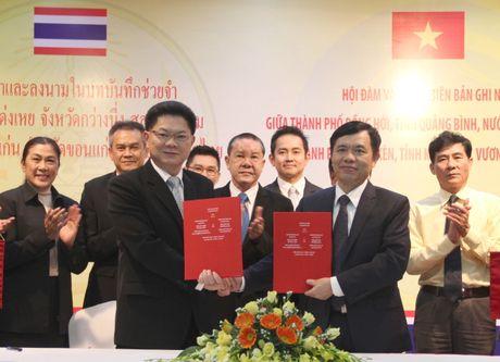 Quang Binh: Tang cuong hop tac phat trien du lich, giao duc - Anh 1